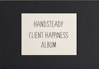 handSteady Client Happiness Album Cover