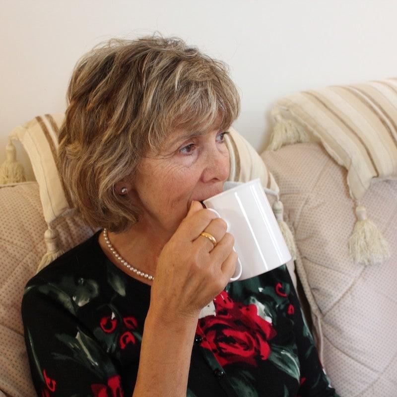 handSteady Cup User 2 - Sentient Healthcare