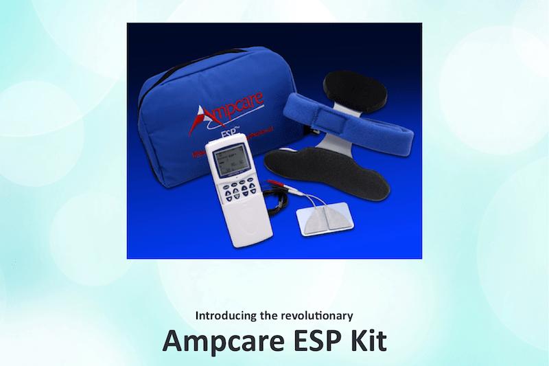 Ampcare ESP Kit Information Leaflet