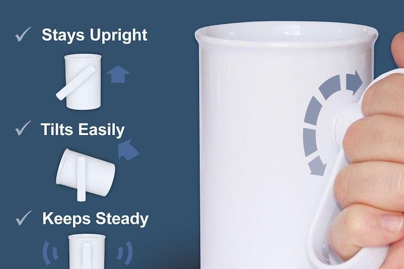 Introducing the Revolutionary HandSteady Mug
