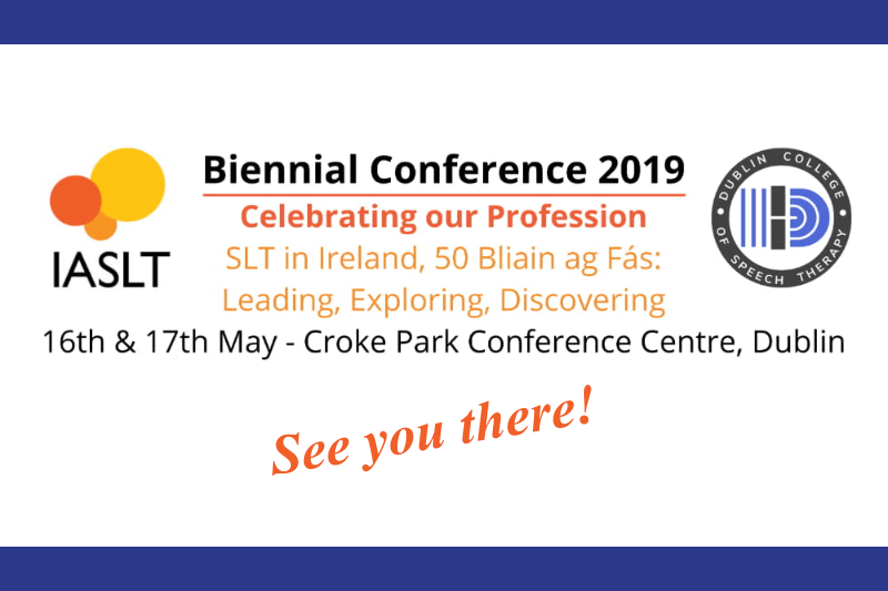 IASLT Conference 2019