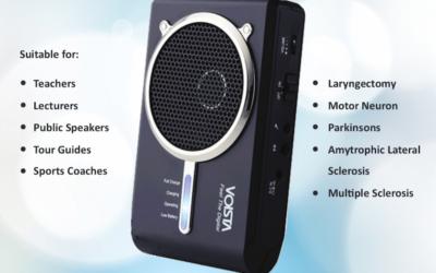 Introducing the Voista Digital Voice Amplifier
