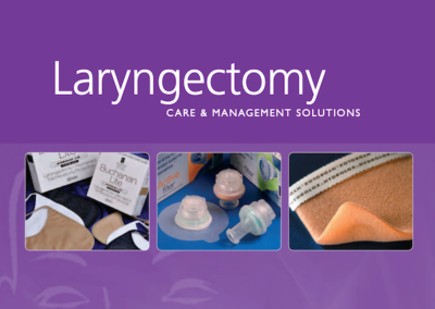 Laryngectomy Care and Management Solutions
