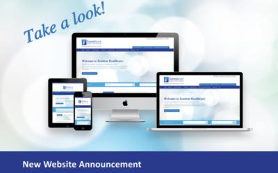 New Sentient Healthcare website is now live!