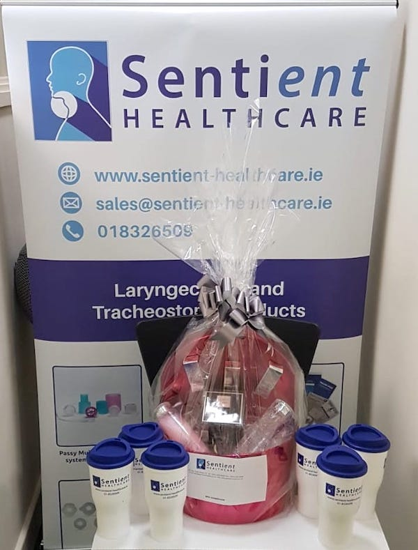 Prize Hamper for the IASLT Conference 2019